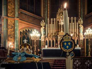 Information sur les messes en mémoire de la mort de Louis XVI et de la famille royale
