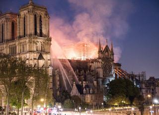Message de Mgr le Duc d'Anjou un an après l'incendie de Notre-Dame de Paris