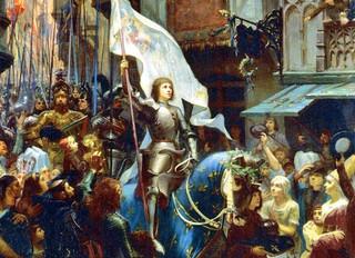 Fête de Sainte Jeanne d'Arc  - Message de Mgr le Duc d'Anjou
