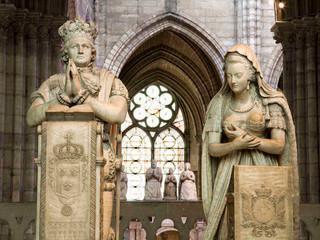 20.01.2018 : Messe de Requiem à Saint-Denis en mémoire du Martyre de Louis XVI et de la Famille Roya