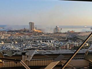 Explosions à Beyrouth - Message de Mgr le Duc d'Anjou
