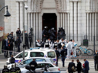 Attentat dans la cathédrale de Nice - Message Mgr le Duc d'Anjou