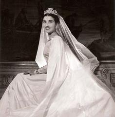 Retour à Dieu de Madame la Duchesse de Franco, Grande d'Espagne
