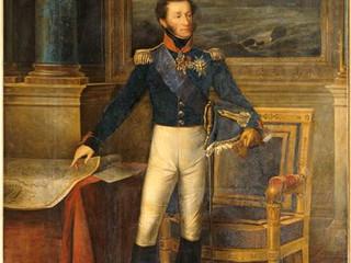 La Maison de Bourbon - Louis XIX