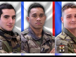 Trois soldats français tués au Mali - Message de Mgr le Duc d'Anjou