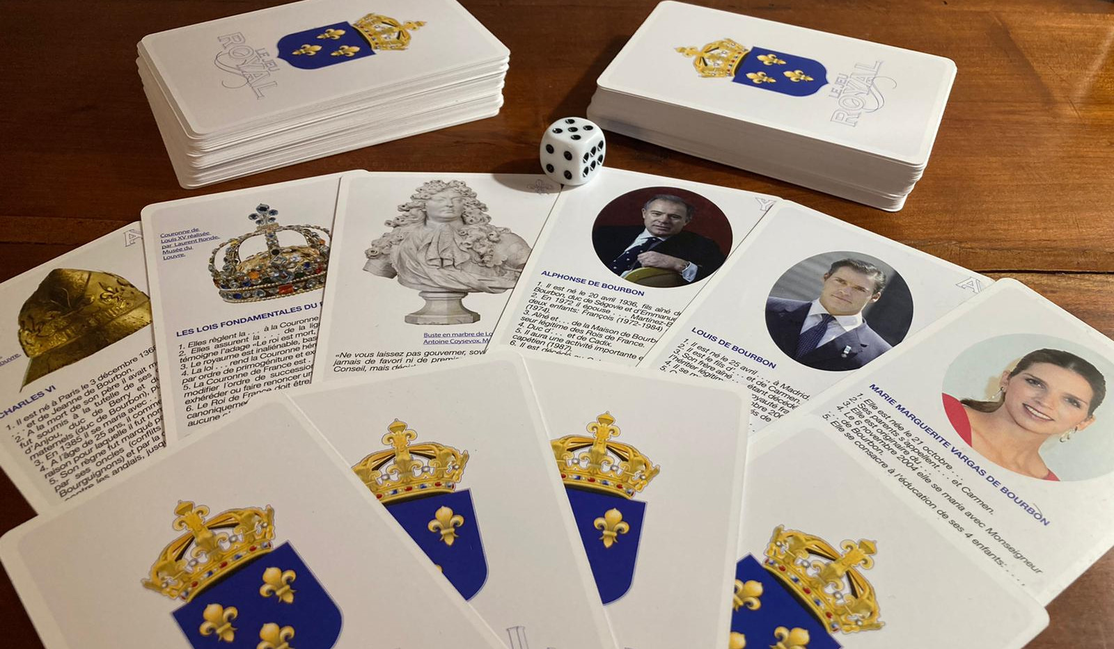Le JEU ROYAL