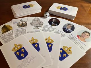 Le JEU ROYAL - Message de Mgr le Duc d'Anjou