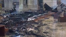 Incendie de la cathédrale Saint-Pierre et Saint-Paul de Nantes - Message de Mgr le Duc d'Anjou