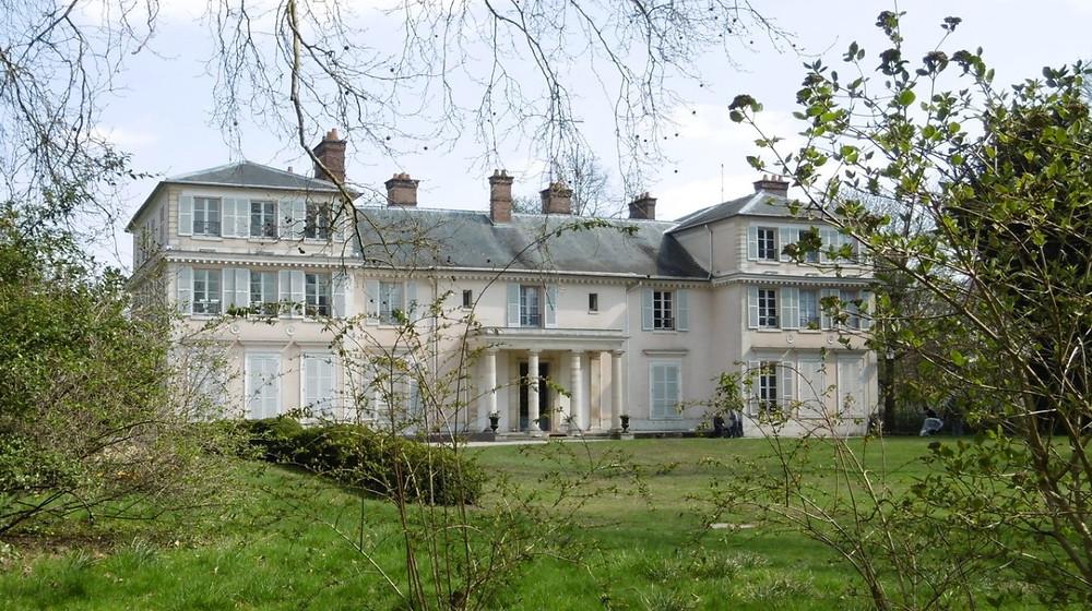 """Domaine de Montreuil appelé """"la ferme de charité"""""""
