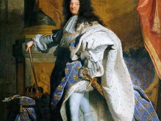 La Maison de Bourbon - Louis XIV