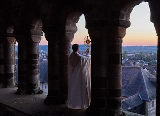 Message de Monseigneur le Duc d'Anjou pour Pâques