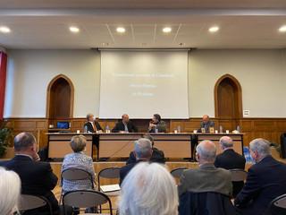 Colloque organisé par l'association Jean-Pierre Calloc'h sur le Comte de Chambord - Message