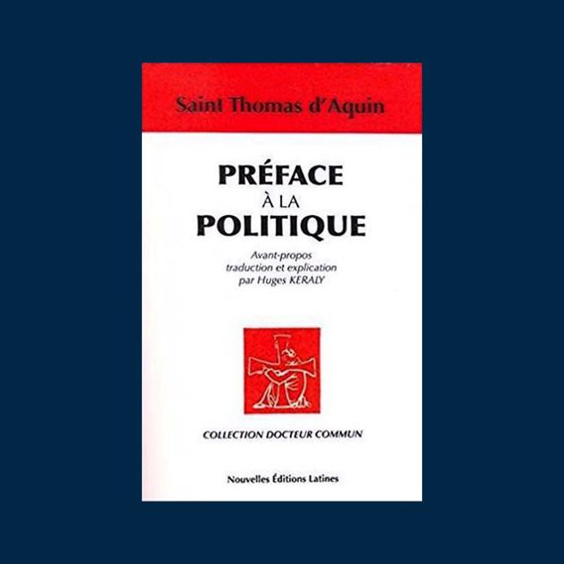Préface à la politique