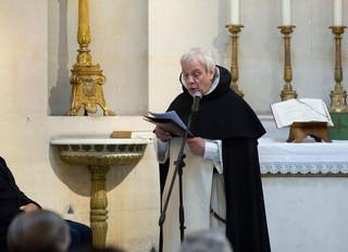 Sermon du P. Augustin Pic, O.P. à l'occasion de la messe du 20 janvier 2019 à la Chapelle Expiat