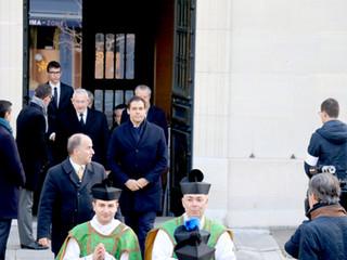 Retour sur la messe en mémoire du roi Louis XVI à la Chapelle Expiatoire