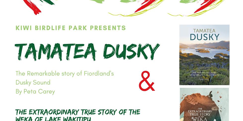 Book Presentation: Peta Carey and Dïne the Fox