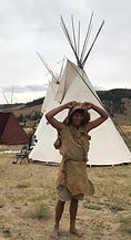 Camp - Youth w tipi