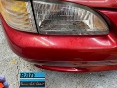 1994 Ford Mustang: Level 3 Exterior Polish