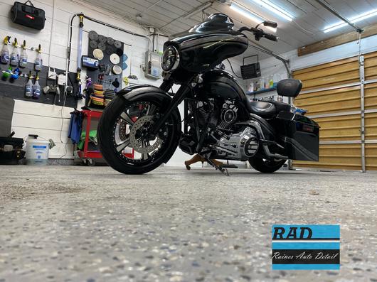 Harley Davidson/SB3 Moto Ceramic Coating