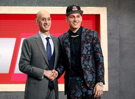 Tyler Herro; Jordan Poole Draft Picks Mark Yet Another WI Hoops Achievement