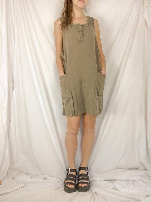 Vintage jumper dress-medium