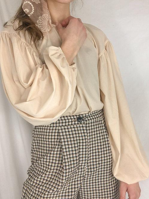 Bell sleeve blouse-medium