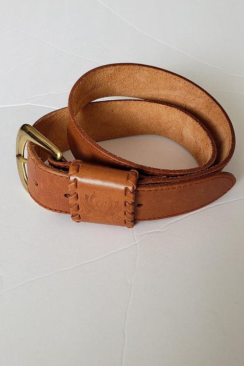 """Ralph Lauren leather belt-29-33"""""""