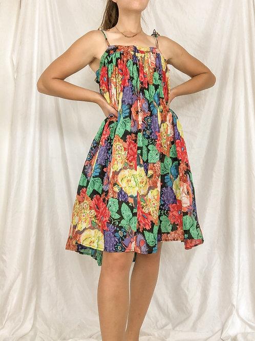 Pastel dress-one size