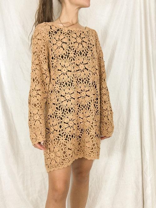 sweater dress-medium