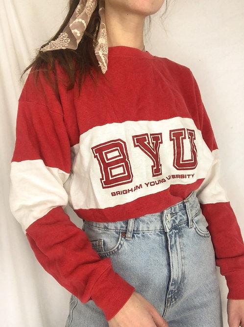 Vintage BYU sweatshirt-medium