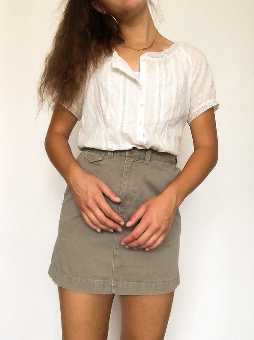 Denim skirt-Small