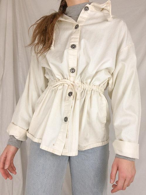 Drawstring waist jacket-Medium