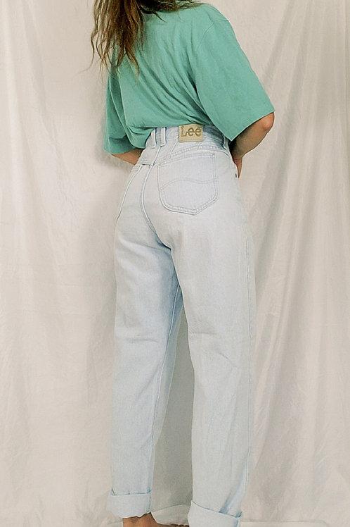 Lee light wash jeans-medium