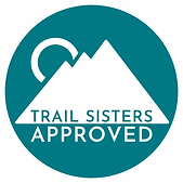 Trail Sisters Approved Badge