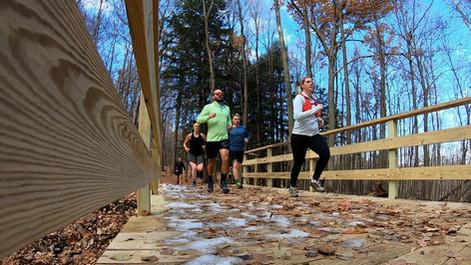 Fall Group Run