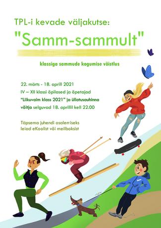 TPL samm-sammult poster