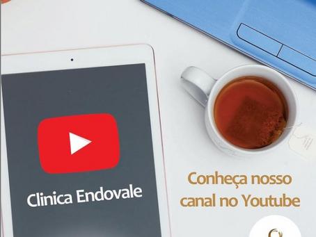 Conheça o nosso Canal no Youtube