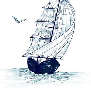 Illustration gift  for office