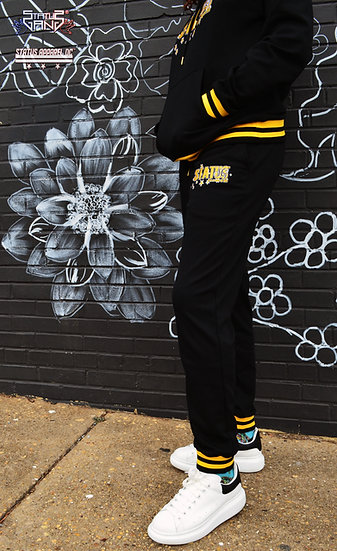"""""""Gold Star"""" Way of Life Joggers"""