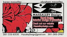 Floral Designs by Massalley Design