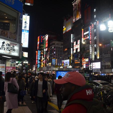 Status in Tokyo