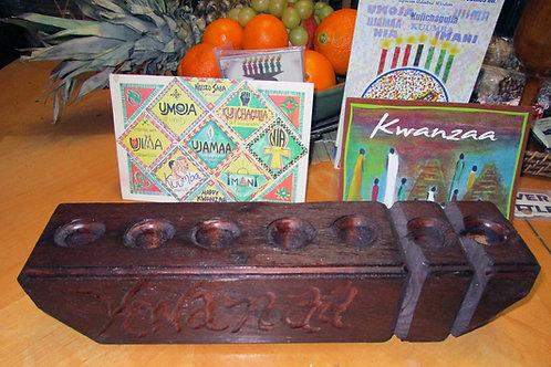HandcraftedKwanzaa Kinaras