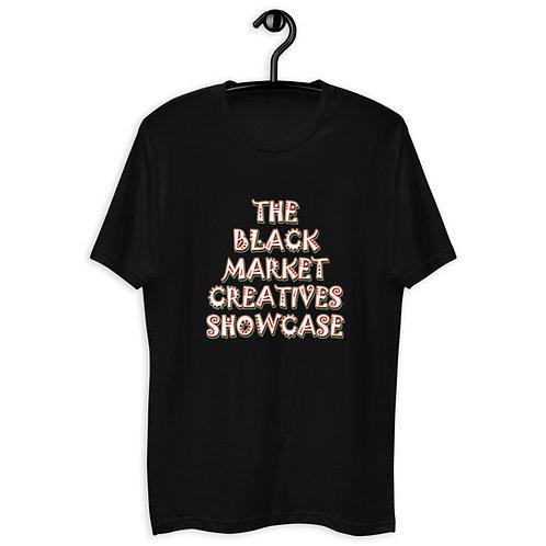 """Black Market "" Short Sleeve T-shirt"