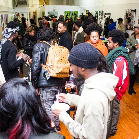 Black Market Creatives Showcase