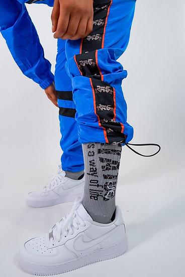 """Mamba Black"" Socks"
