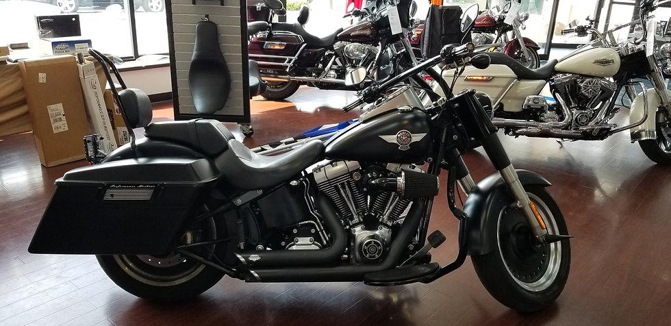 2011 Harley Davidson Fatboy Low