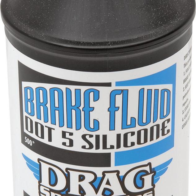 Brake Fluid Dot 5 Silicone Drag Speciali