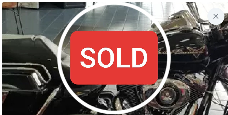 SOLD 2010 Road King