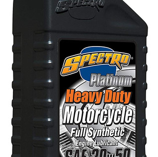 spectro platinum heavy duty motorcycle s