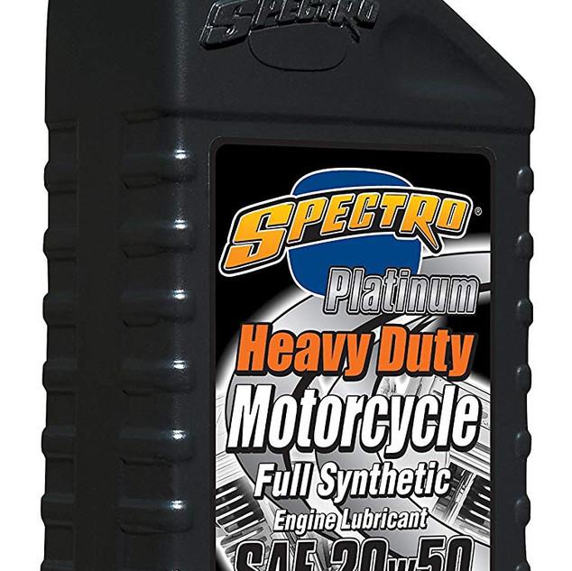 spectro platinum heavy duty motorcycle s